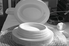 Oval moulds