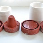 Block Moulds & Cases for Beakers 1 & 2 - Sarah Mills