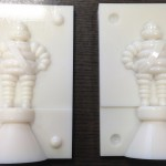 Printed Case of Michelin Man