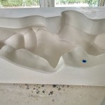 mould of sculpture - Beth Nketiah
