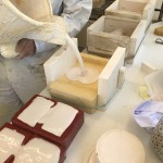 Making working moulds