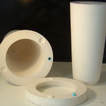 Vase model & Drop Out Mould with Verge